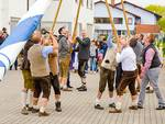 Raising the Maypole