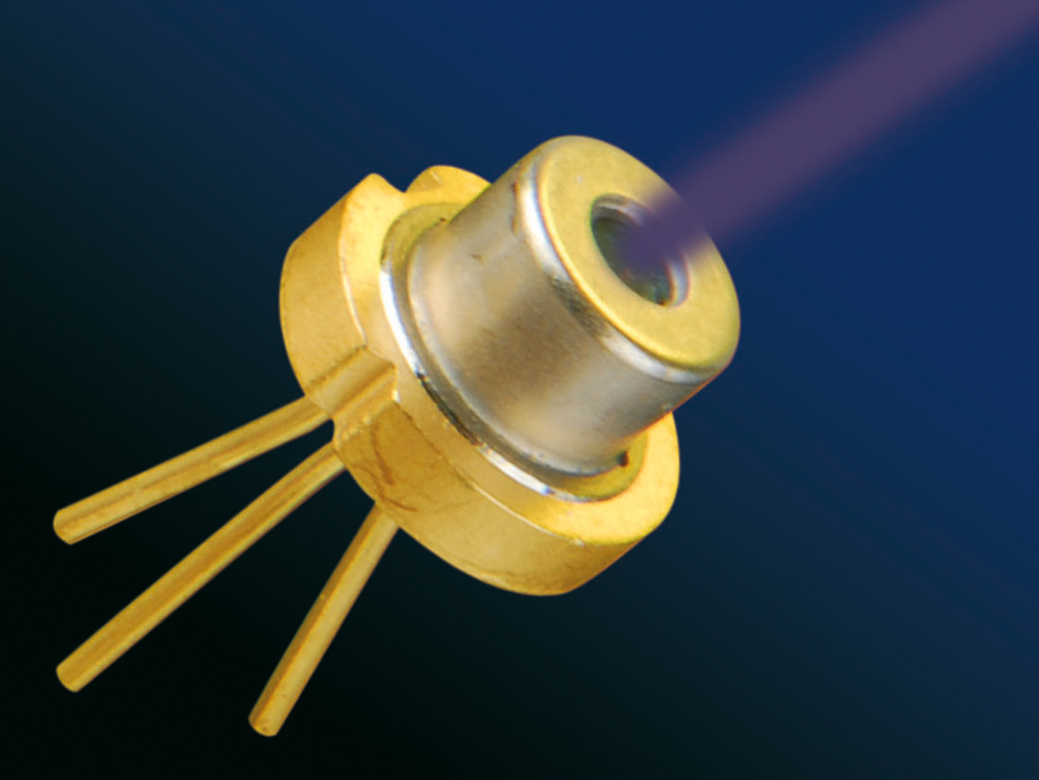 Inexpensive Blue Laser Diodes At 405 Nm And 445 Nm