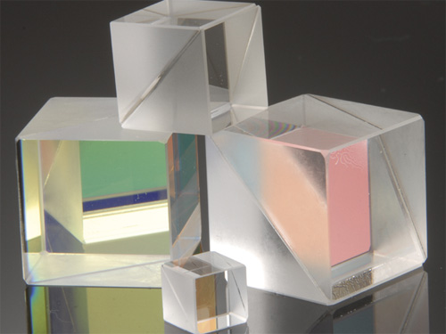 Beam Splitter Cubes Special Optics