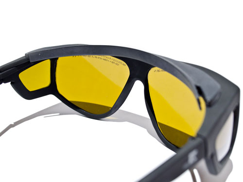 5a1b6d7634 Lightweight IR Laser Safety Eyewear