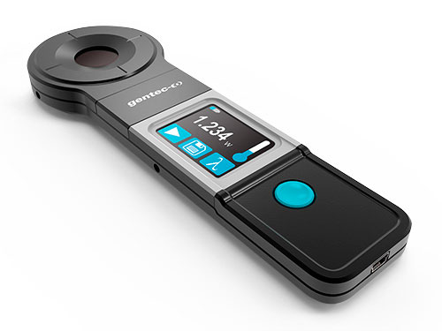 Laser Energy Meters : Handheld power meters laser power detectors