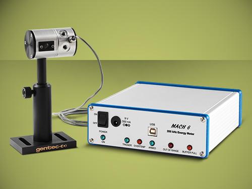 Laser Energy Meters : Khz laser energy meter detectors