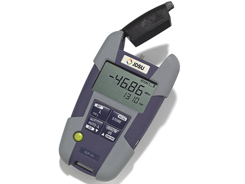 Power Meters In Line : Optical power meters