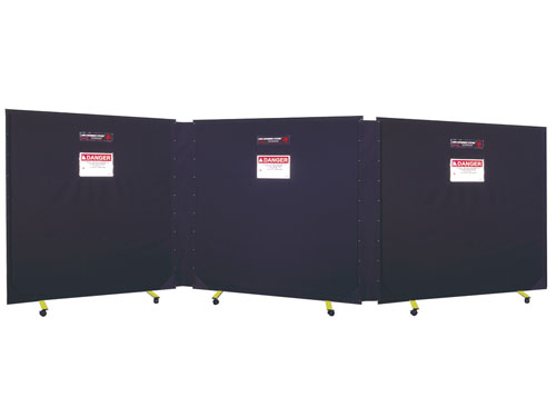 Laser Protective Walls Large Area Laser Protection