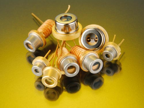 Pulsed Laser Diodes At 905 Nm Pulsed Laser Diodes