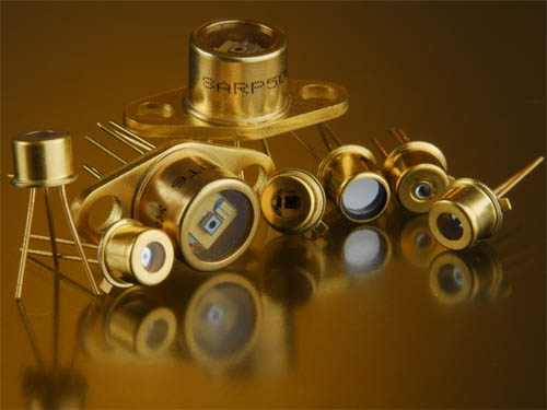 Avalanche Photodiode Working Silicon Avalanche Photodiodes
