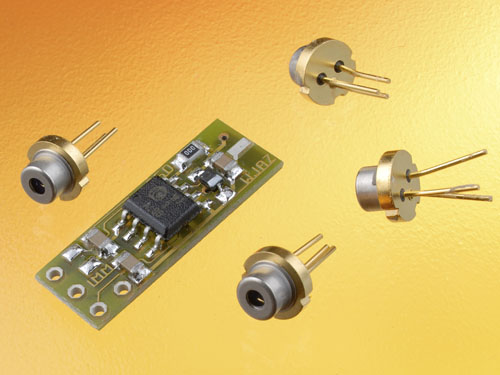 Drive Electronics For Cw Laser Diodes Laser Diode
