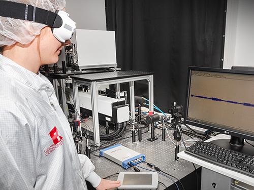 High Laser Power High Damage Thresholds