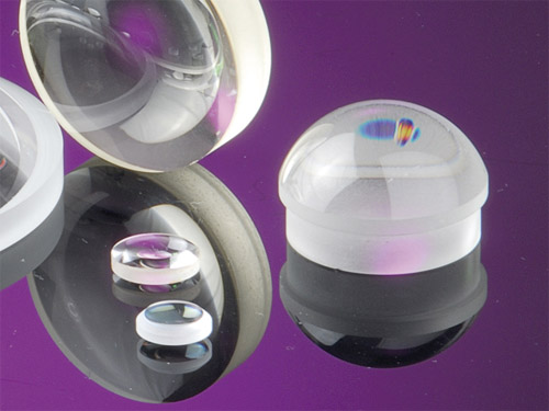 Linsen F 252 R Laseranwendungen Unbeschichtete Substrate