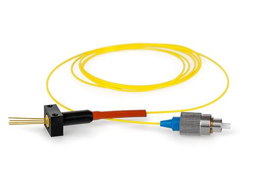nir leds with fiber connection fiber coupled leds