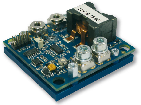 Drive Electronics For High Power Laser Diodes Laser