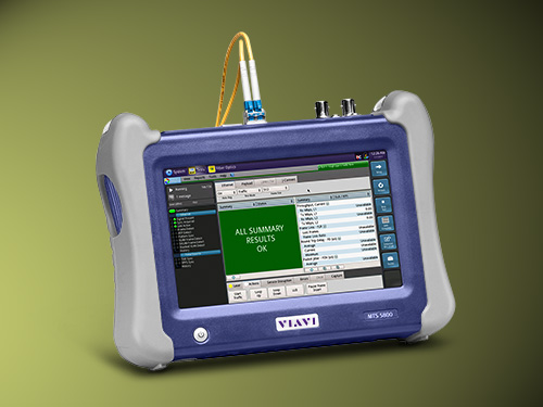 Network Tester up to 10 GBit Ethernet - Network Tester