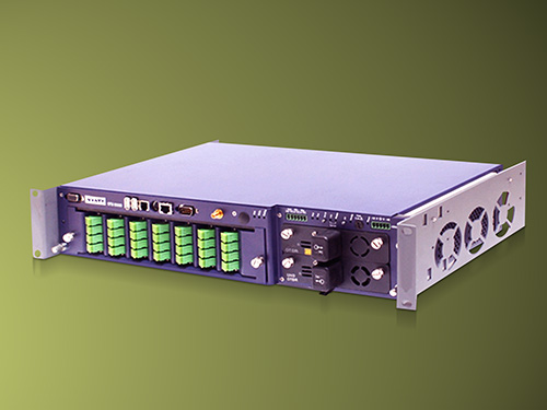 Optical Fiber Monitor : Monitoring systems fiber optic monitors